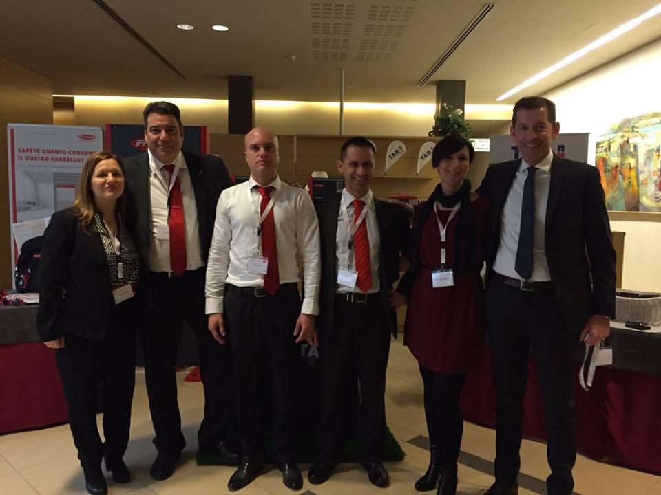 Carrelli elevatori, una partnership Fronius-Tab in esclusiva per Toyota Italia