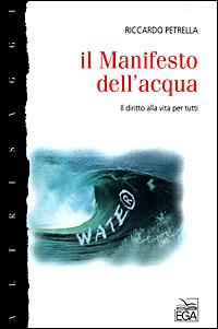 Il manifesto dell'acqua