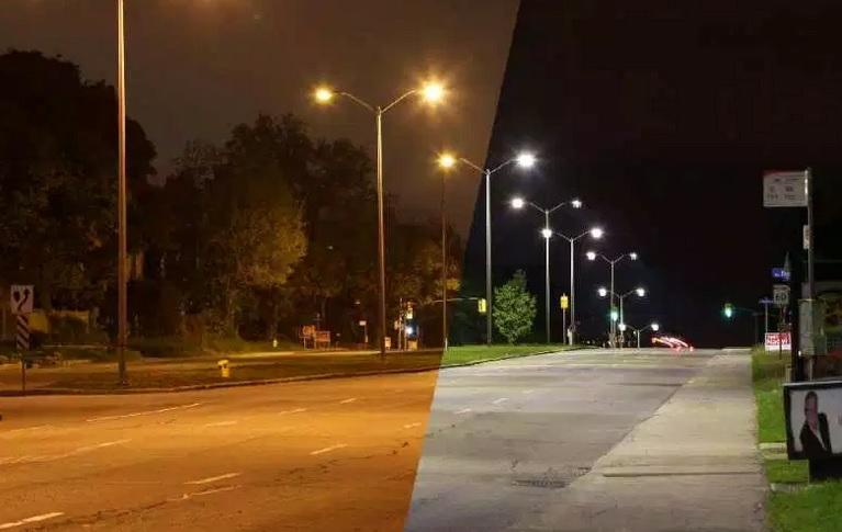 Led in uno studio le linee guida per lilluminazione stradale