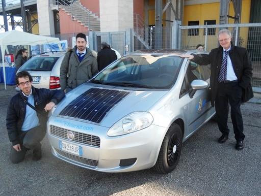 Nissan ecco la prima casa alimentata da un auto elettrica