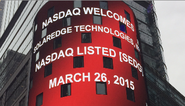 SolarEdge Technologies announces pricing of its initial public offering