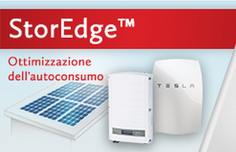 SolarEdge presents its new PV storage solution at Intersolar Europe