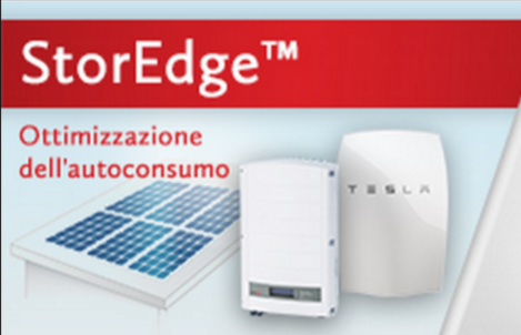SolarEdge: 'StorEdge Solution' is now internationally available