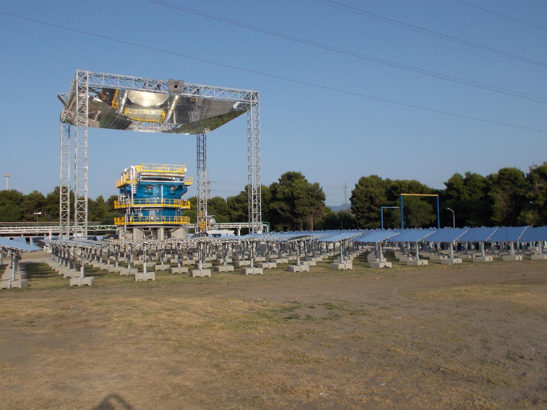 Energia Solare In Sicilia solare termodinamico, ecco cosa ha di speciale il nuovo