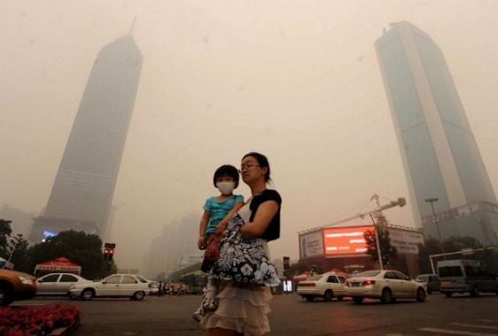 0ea02050c230 L inquinamento in Cina raccontato in un cortometraggio