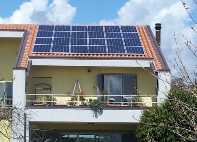 Schema Elettrico Impianto Fotovoltaico 6 Kw : Fotovoltaico lo scambio sul posto spiegato a tutti qualenergia
