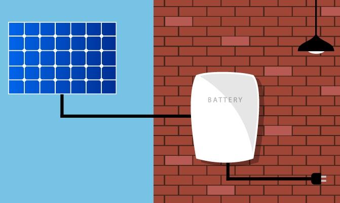 Schema Elettrico Fotovoltaico : Installare un sistema di accumulo per il fotovoltaico quali