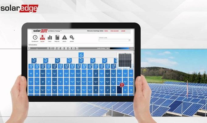 SolarEdge reached 500 000 monitored sites | QualEnergia it