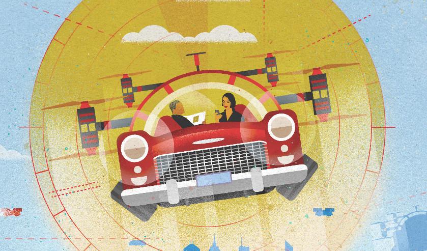 Schemi Elettrici Automobili Gratis : Elettrica autonoma e ora anche volante: lauto del futuro sarà un