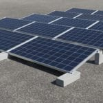 Sun Ballast presenta il nuovo Sistema Connect per il FV su tetti piani