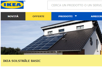 Ikea Inizia Vendere Fotovoltaico E Storage Anche In Italia